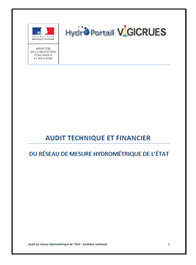 capture rapport audit hydro