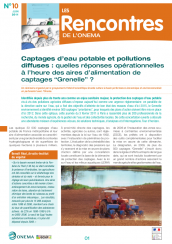 Rencontres10_CaptagesEau_PollutionsDiffuses_2011_couv
