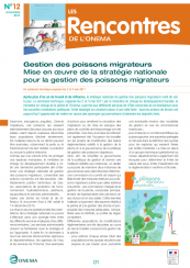 Rencontres12_StrategieNationale_PoissonsMigrateurs_2011_couv