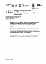 IPBES_Resume-rapport-mai2019-biodiv couv
